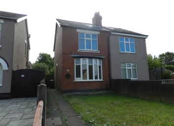 Thumbnail 3 bed semi-detached house for sale in Aldermans Green Road, Coventry