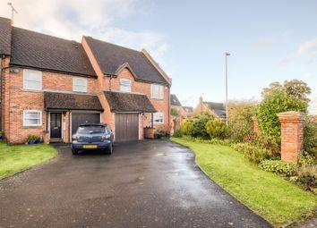 Thumbnail 4 bed end terrace house for sale in Dorsington Close, Hatton Park, Warwick