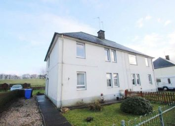 Thumbnail 1 bed flat for sale in 54, Mauchline Road, Catrine, Mauchline KA56Qj