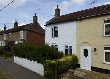 Thumbnail 2 bed end terrace house for sale in Lynn Road, Downham Market