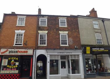 Thumbnail 3 bedroom flat to rent in Queen Street, Market Rasen