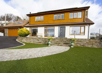 Thumbnail 4 bed detached house for sale in Cilsanws Lane, Cefn Coed, Merthyr Tydfil