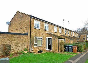 Thumbnail 2 bed end terrace house for sale in Grove Meadow, Welwyn Garden City, Hertfordshire