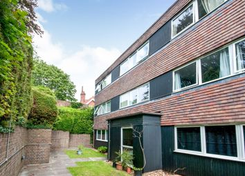 Thumbnail 2 bed flat for sale in Eleanor Close, Lewes