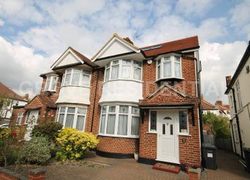Thumbnail 5 bed semi-detached house for sale in Brook Avenue, Edgware