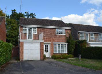 Thumbnail 4 bed detached house for sale in Sheridan Crescent, Baughurst, Tadley
