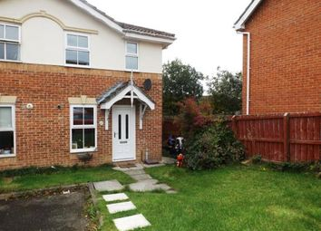 Thumbnail 2 bed link-detached house for sale in Epsom Court, Newton Aycliffe, Durham