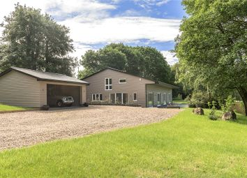 Thumbnail 5 bedroom barn conversion for sale in Hollybush Hill, Stoke Poges, Buckinghamshire