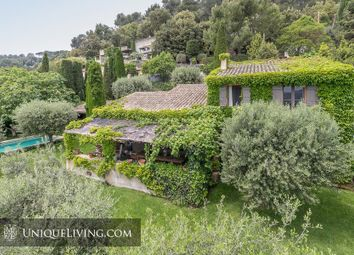 Thumbnail 5 bed villa for sale in La Colle Sur Loup, Vence, French Riviera