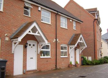 Thumbnail 2 bed terraced house to rent in East Hundreds, Fleet