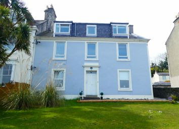 Thumbnail 3 bed flat for sale in Ardbeg Road, Rothesay, Isle Of Bute