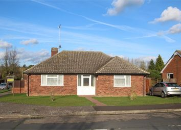 Thumbnail 3 bedroom detached bungalow for sale in Baldwin Road, Stowmarket, Suffolk