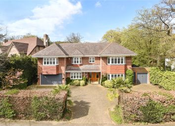 Thumbnail 7 bed property for sale in Copse Wood Way, Northwood, Middlesex