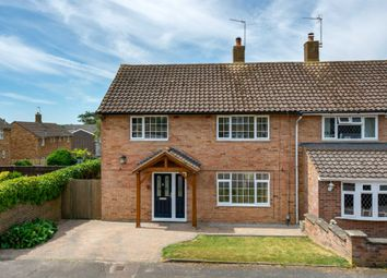 Thumbnail 3 bed semi-detached house for sale in South Facing Garden, Conservatory, Driveway Parking