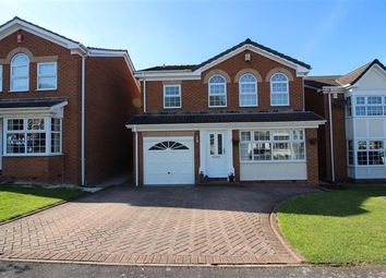 Thumbnail 4 bed detached house for sale in Rectory Gardens, Todwick