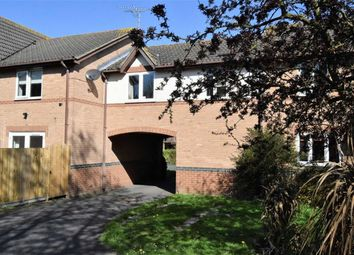 Thumbnail 1 bed terraced house for sale in Burrstock Way, Rainham, Gillingham