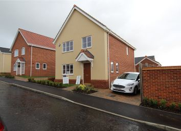 Thumbnail 4 bed detached house for sale in Plot 21, Barn Owl Close, Off Station Road, Reedham