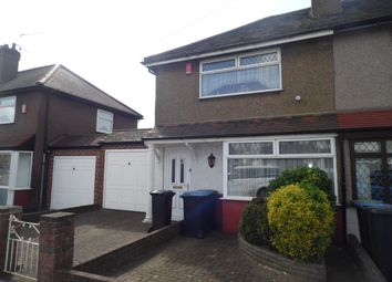 Thumbnail 2 bed end terrace house to rent in Middleham Road, Edmonton