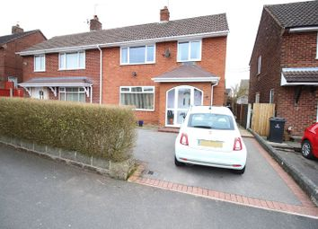 Thumbnail 3 bed semi-detached house for sale in Moorland Road, Biddulph, Stoke-On-Trent