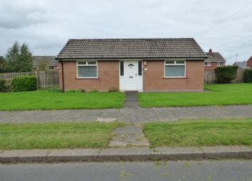 1 bed bungalow for sale in Ellesmere Way, Carlisle CA2