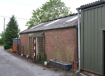 Thumbnail Light industrial to let in Unit 6, Freemantle Park Farm, Cottington Hill, Hannington, Tadley, Hampshire