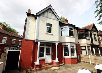 Thumbnail 4 bedroom semi-detached house for sale in Birch Hall Lane, Manchester