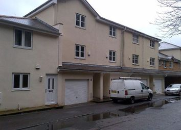 Thumbnail 3 bed terraced house to rent in Parkfield Road, Torquay