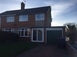 Thumbnail 3 bedroom semi-detached house for sale in Manor House Park, Codsall, Nr Wolverhampton, Staffordshire
