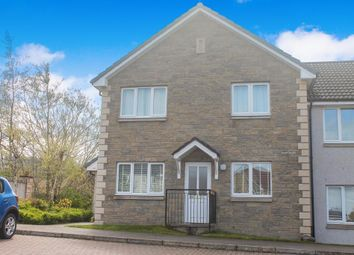 Thumbnail 2 bed flat for sale in Wester Inshes Court, Inverness