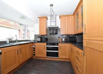 Thumbnail 2 bed semi-detached bungalow to rent in Fernlea Grove, Weston Coyney, Stoke-On-Trent