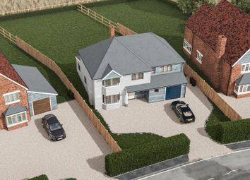 Thumbnail 4 bed detached house for sale in Bury Road, Lavenham, Sudbury