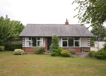Thumbnail 3 bed detached bungalow for sale in Liverpool Road, Rufford, Ormskirk