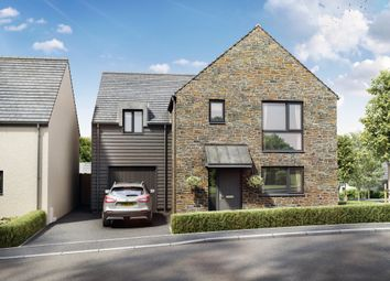 Thumbnail 4 bed detached house for sale in Malborough Park, Malborough, Kingsbridge