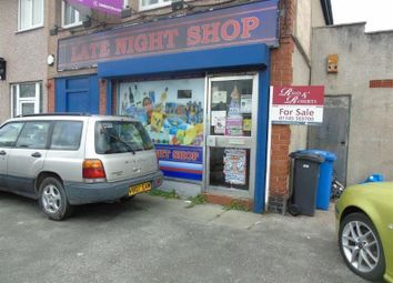 Thumbnail Retail premises for sale in Grange Road, Rhyl