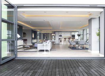 Thumbnail 3 bed flat for sale in Long Island Lofts, Warple Way, Acton, London