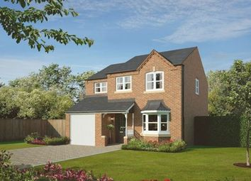 Thumbnail 3 bed detached house for sale in The Rufford 2, Warmingham Lane, Middlewich, Cheshire
