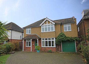 Thumbnail 5 bed property to rent in Fairfax Road, Teddington