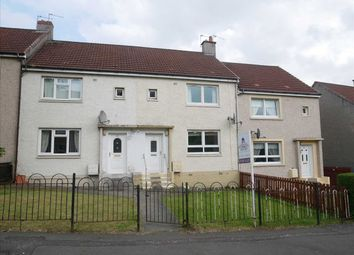 Thumbnail 2 bedroom terraced house for sale in Bridgeburn Drive, Chryston, Glasgow