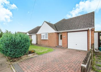 Thumbnail 2 bed detached bungalow for sale in Rosemary Crescent, Tiptree, Colchester