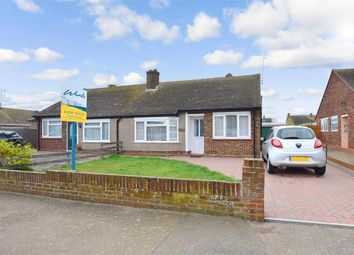2 bed semi-detached bungalow for sale in Woodland Road, Herne Bay, Kent CT6