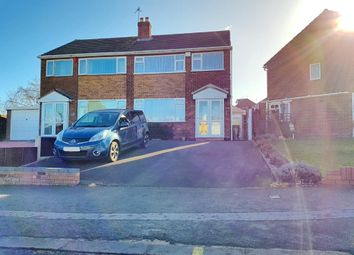 3 bed semi-detached house for sale in Walsall Road, West Bromwich, West Midlands B71