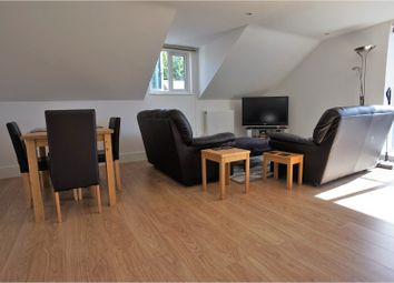 Thumbnail 2 bed flat for sale in High Street, Lincoln