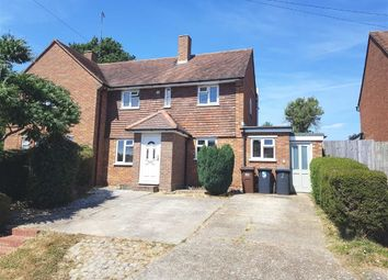 Thumbnail 2 bed semi-detached house for sale in Vicarage Field, Hailsham