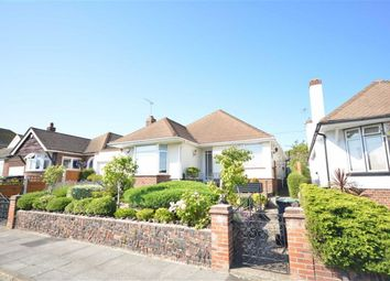 Thumbnail 3 bed detached bungalow for sale in Cumberland Avenue, Broadstairs, Kent