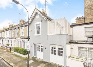 Thumbnail 1 bed property for sale in Burnthwaite Road, London