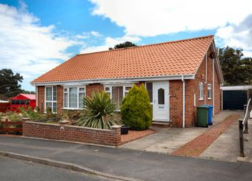 Thumbnail 2 bed semi-detached bungalow for sale in Heather Drive, Whitby