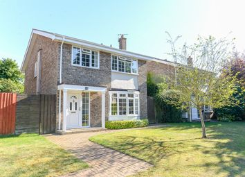 Thumbnail 4 bed detached house for sale in The Lawns, Melbourn, Melbourn