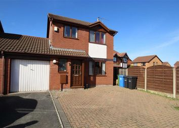 3 bed link-detached house for sale in Fern Way, Rhyl, Denbighshire LL18