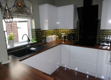 Thumbnail 2 bed end terrace house to rent in Roseberry Street, Offerton, Stockport