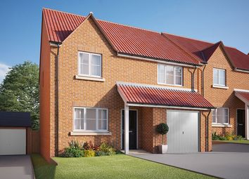 "Thumbnail 4 bed detached house for sale in ""The Goodridge"" at Holly Drive, Hessle"